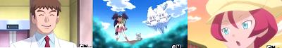 Pokemon Capitulo 33 Temporada 15 Una Crisis En La Investigacion De Ferroseed