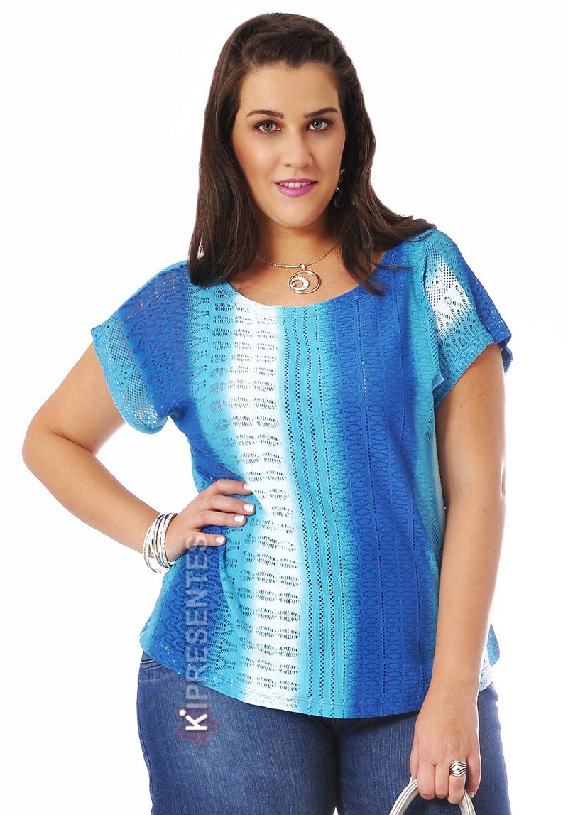 d8baa40d6 Bermuda Jeans Plus Size Moda Grande feminina tamanhos grandes online. Veja  nossa dica de moda para look com está bermuda jeans