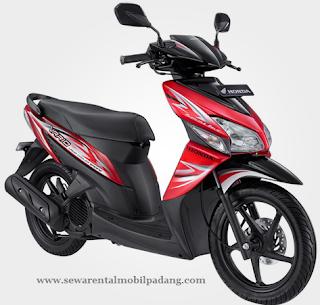 Sewa Sepeda Motor Vario di Banda Aceh