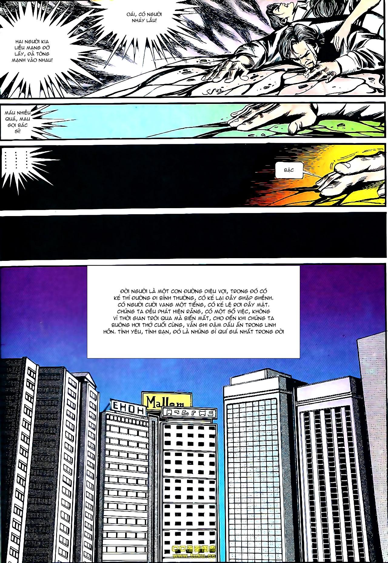 Người Trong Giang Hồ chapter 148: em đã gả cho anh trang 26