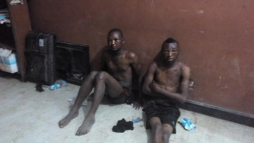 uniben students arrested stealing oau