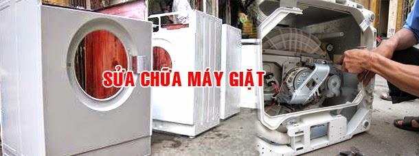 Sửa chữa máy giặt quận tây hồ
