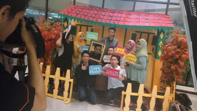 photobooth acara gathering