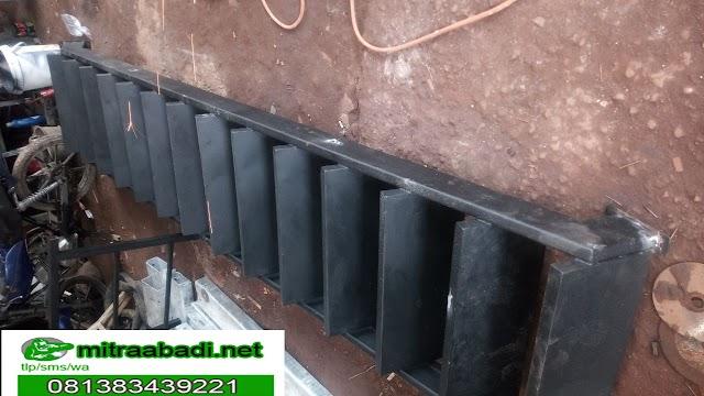 tangga rebah paling murah tangerang 3.5jt/unit