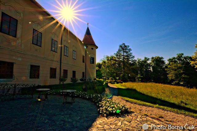 Dvorac Lužnica @ Duhovno-obrazovni centar Marijin dvor kraj Zaprešića