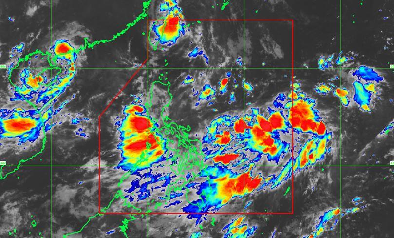 'Bagyong Josie' PAGASA weather update July 23, 2018