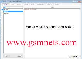 Z3x Samsung Tool Pro Download 34 5/34 6/34 8 - Gsm Network Mobile