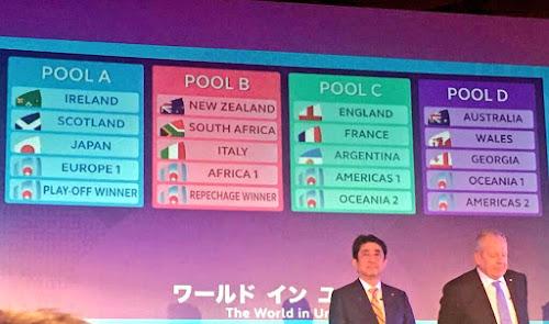 Francia e Inglaterra en el grupo de Los Pumas #RWC2015