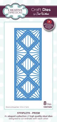 CED1626 Striplet Prism