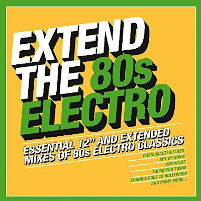 Extend The 80s Electro 3CD 2018 Mp3 32 Kbps