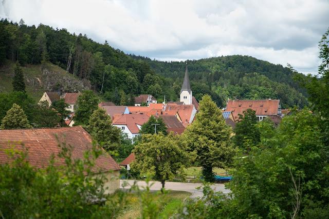Wacholderweg von Aicha nach Allersburg  Wandern im Amberg-Sulzbacher Land 13