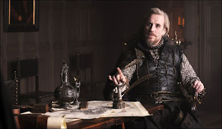 Rhys Ifans as the 17th Earl of Oxford, Edward de Vere, Directed by Roland Emmerich