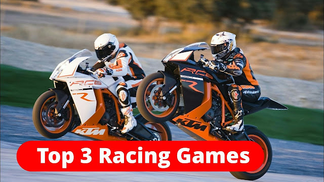 Top 3 Racing Games