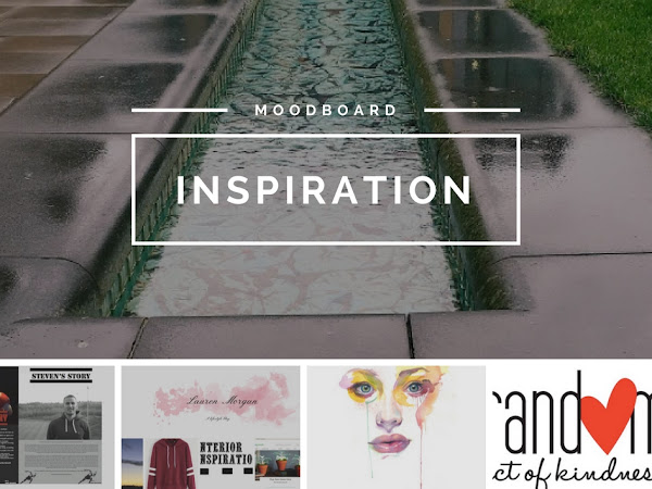 visualisation and mood boards