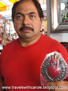 Mexico City, Mercado Artesanal de la Ciudadela/Ciudadela handicrafts market/Balderas handicrafts market