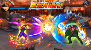Download Street Kung Fu Fighter Apk Mod v1.1 Full Version (Money,Hack) Terbaru 2017