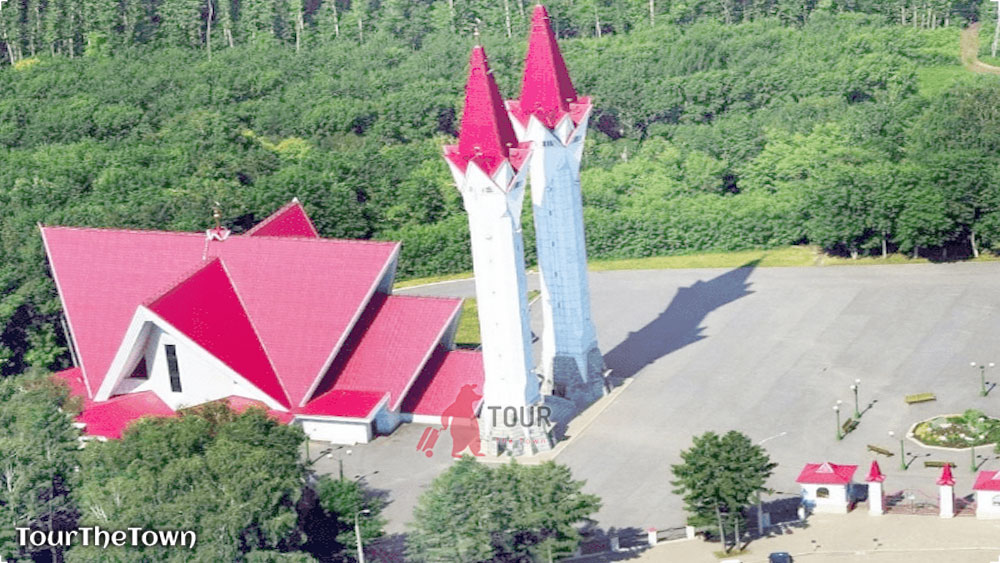 Tulip Lala Mosque