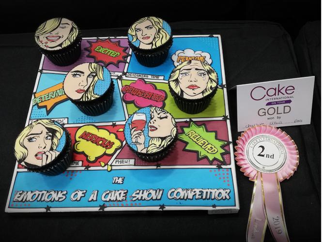 OR & 2ème prix : Charlotte Crews