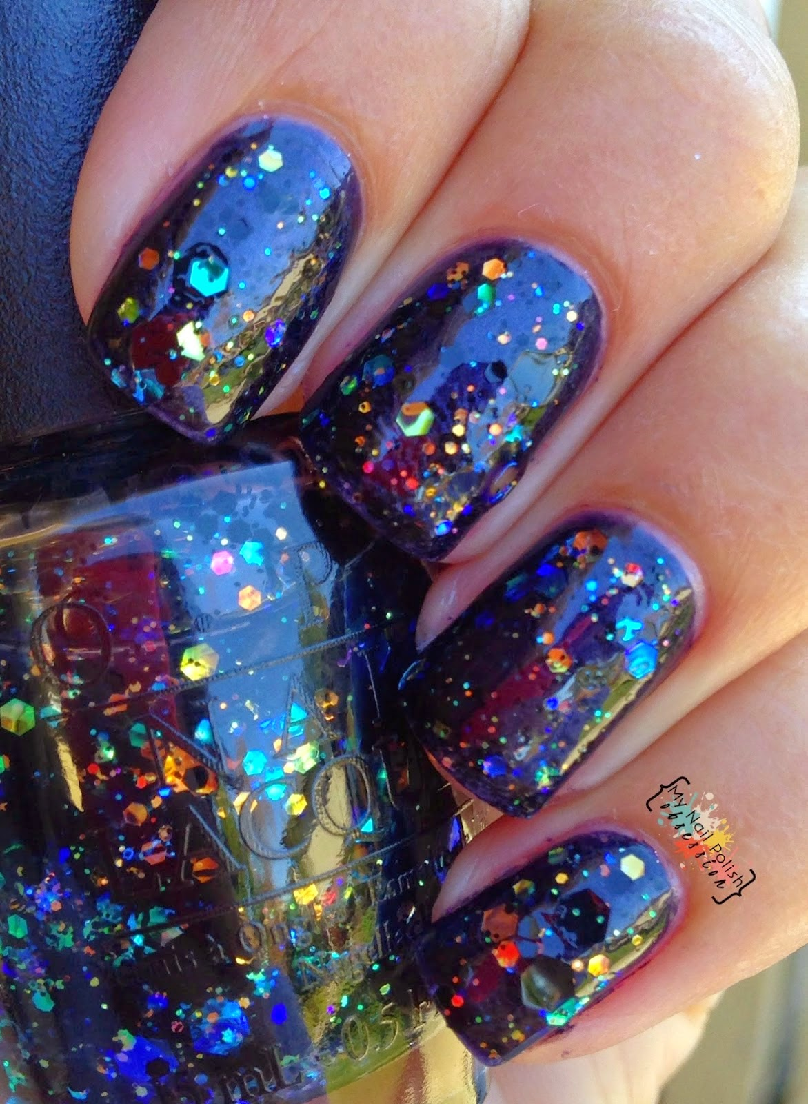 OPI Comet in the Sky
