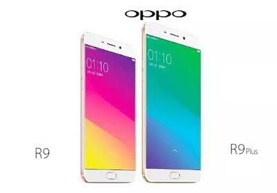 Oppo R9 dan Oppo R9 Plus, Ponsel dengan Kamera Selfie 16 MP