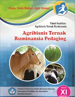 Buku SMK AGRIBISNIS TERNAK RUMINANSIA PEDAGING 3 Kelas 11 Kurikulum 2013