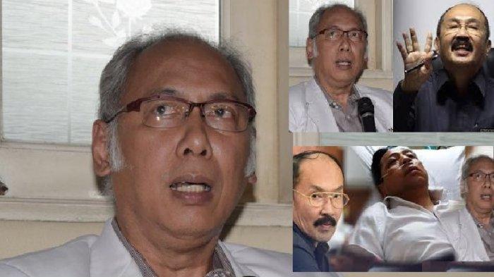 Dokter Bimanesh Sutarjo Divonis Lebih Berat 4 Tahun Dipenjara