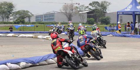 Yamaha: Pebalap Sakit Dilarang Ikut Balapan