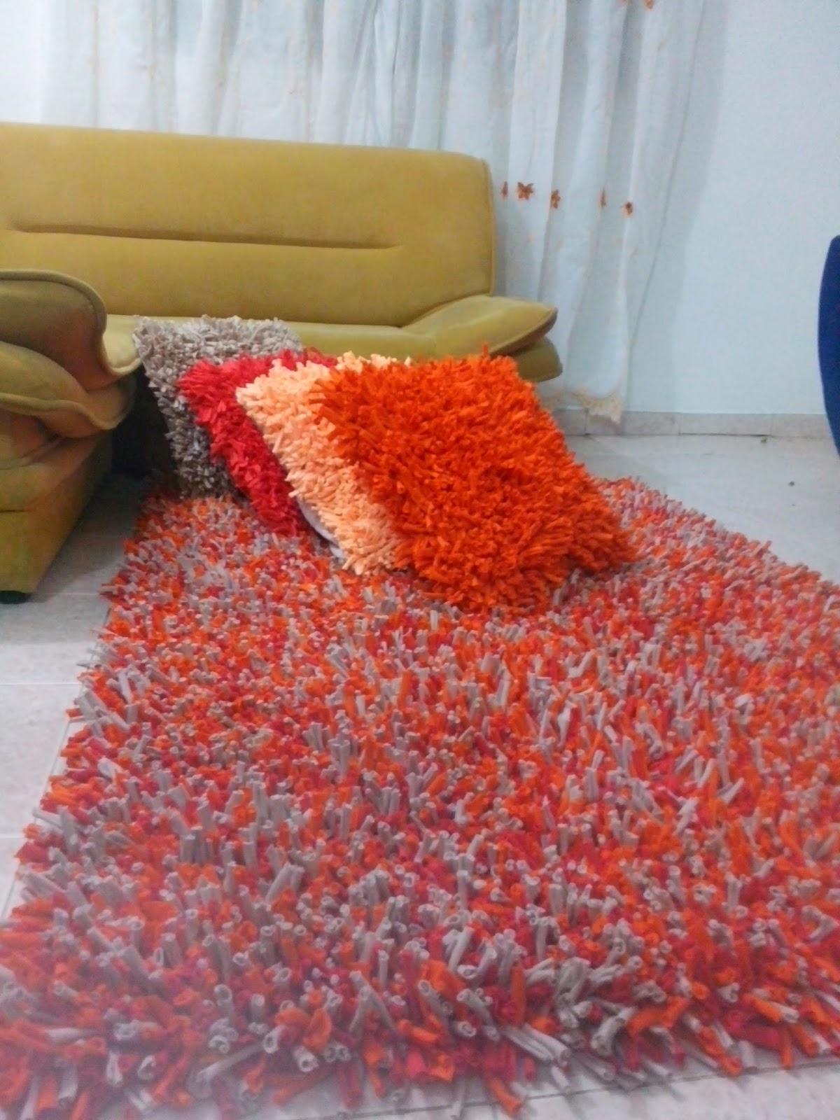 arte decoraci n manualidad y moda tapete y cojines