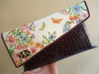 dompet anyaman pandan khas tasikmalaya