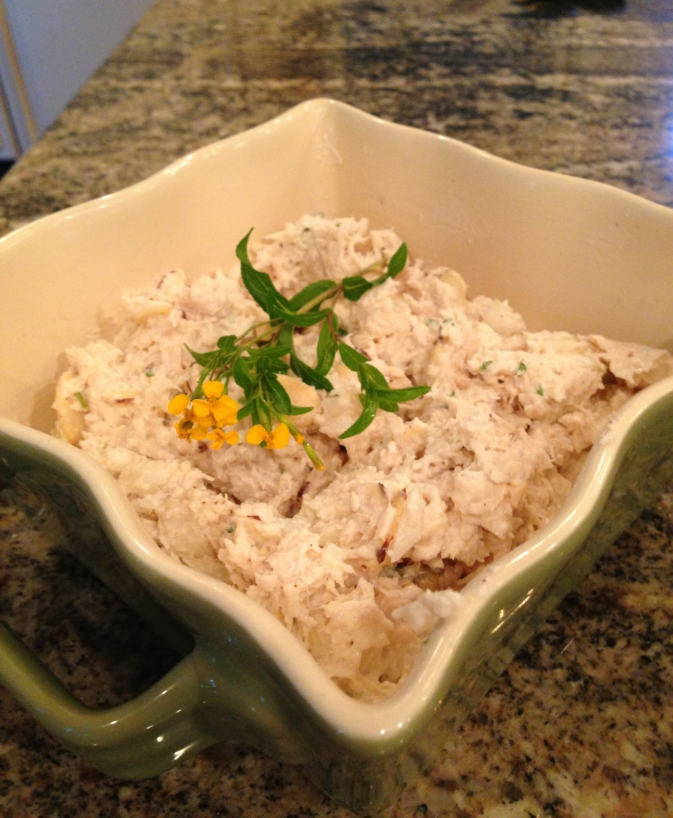 The Notable Nook: Tarragon Chicken Salad