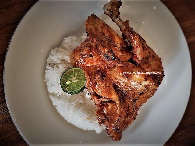 Ayam ala Taliwang, vindex tengker
