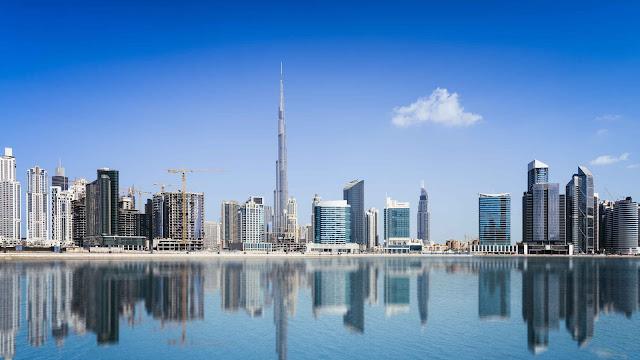 Bangunan tower tertinggi di dunia