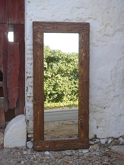 Naturalis muebles marcos - Marcos rusticos para espejos ...