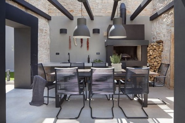 Outdoor Dining Rooms Ideas - Enjoy Your Dining Outdoor With Family