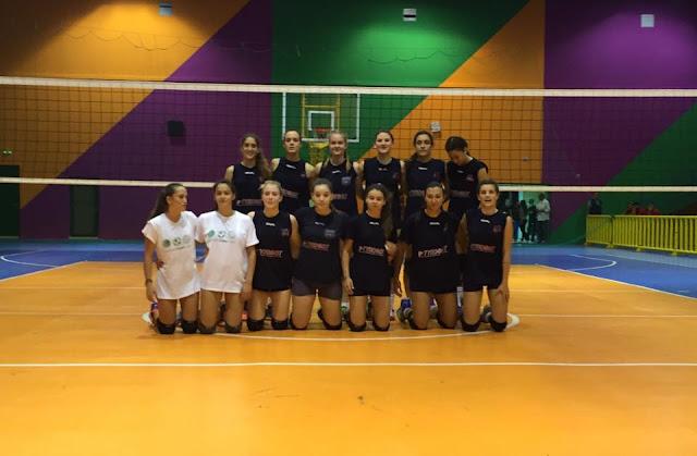 Πολύ καλή εμφάνιση για την γυναικεία ομάδα του Γυμναστικού Συλλόγου Άργους GSA Volley