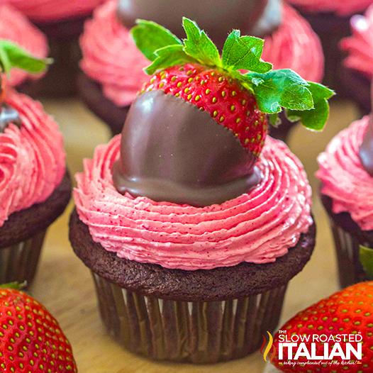 Chocolate Covered Strawberries Shortening
