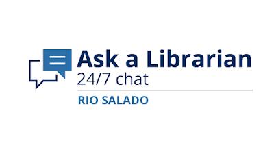 Poster for Ask a Librarian 24/7 chat