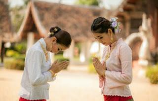 budaya unik yang ada di Thailand