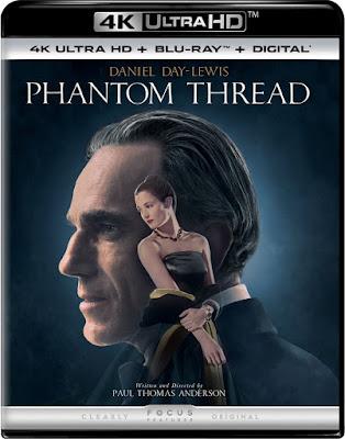 Phantom Thread 4K Ultra HD