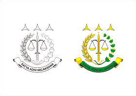 Kejaksaan Agung RI Logo Vector download free