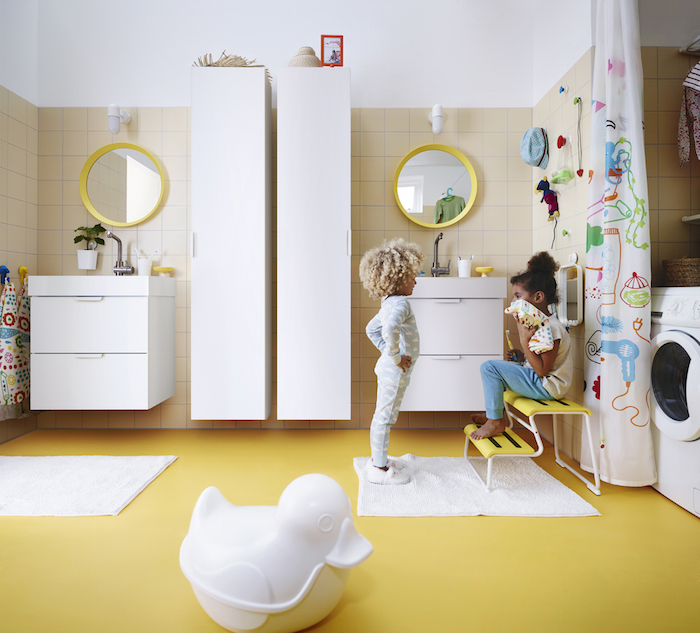 Nuevo catálogo Ikea 2016 versión España- Baños