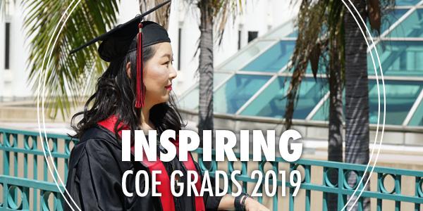 Class of 2019 grad Cecilia Chung