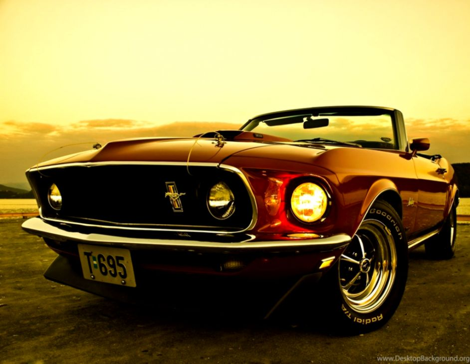 Ford Mustang Classic Hd Wallpaper Look Wallpapers