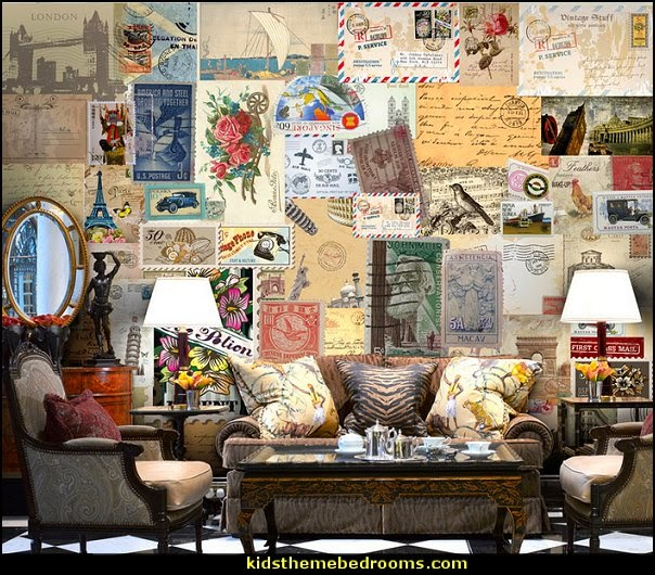 Decor World: Maries Manor: Travel Theme