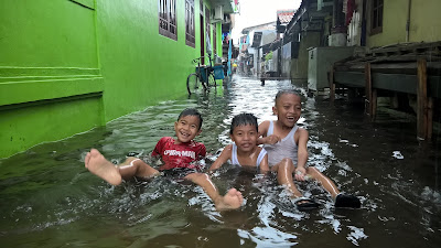 Gang Salon Sukapura Langganan Banjir