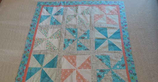 Another Baby Quilt