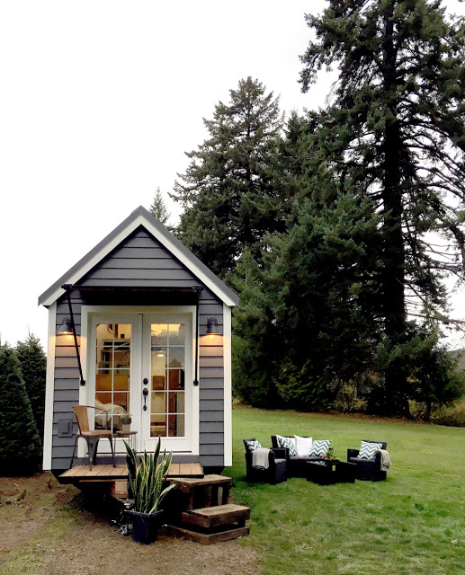 Tiny House Town Beautiful Seattle Tiny House: Beautiful Tiny Homes: Pros And Cons Of Living In A Tiny