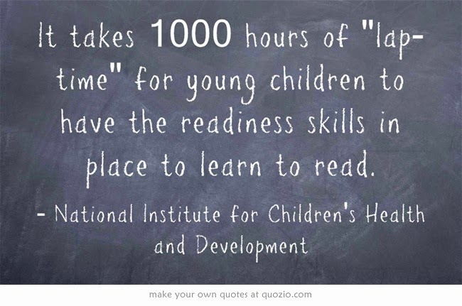 I can Read: learning to read at home