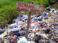 Stop Membuang Sampah Sembarangan! Inilah Dampak yang Ditimbulkan