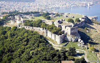 «Οχυρώσεις της Οθωμανικής περιόδου στο Αιγαίο»